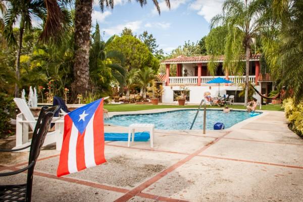 Flagge Puerto Rico