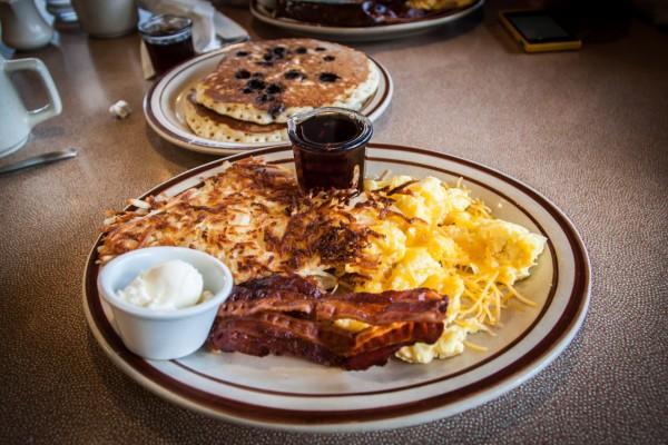 Good Old American Breakfast