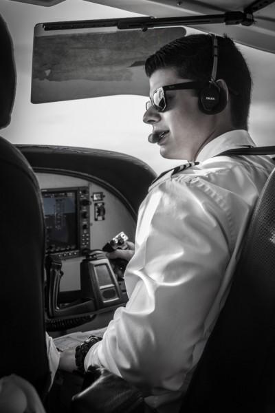 Seit wann darf man mit 16 den Pilotenschein machen?