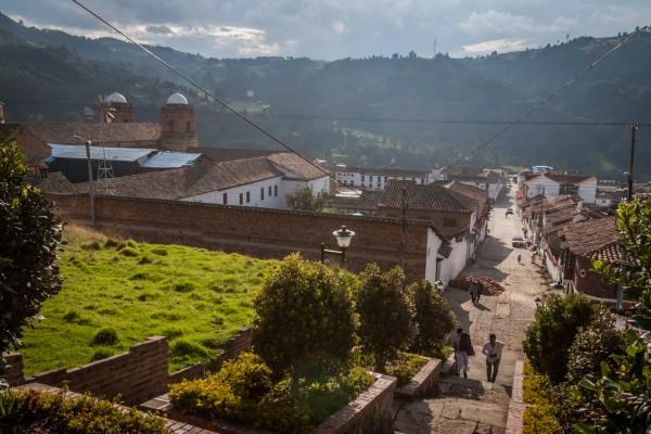 Das 500-Seelen-Dorf Monguí